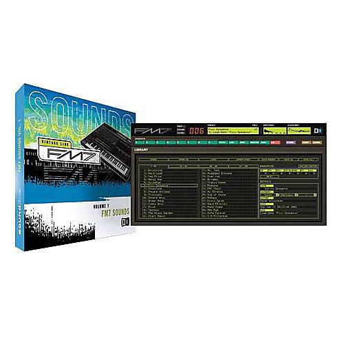 Native Instruments FM Sounds Volume 1
