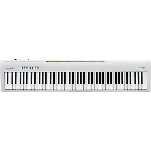 Roland FP-30 DIGITAL PIANO White