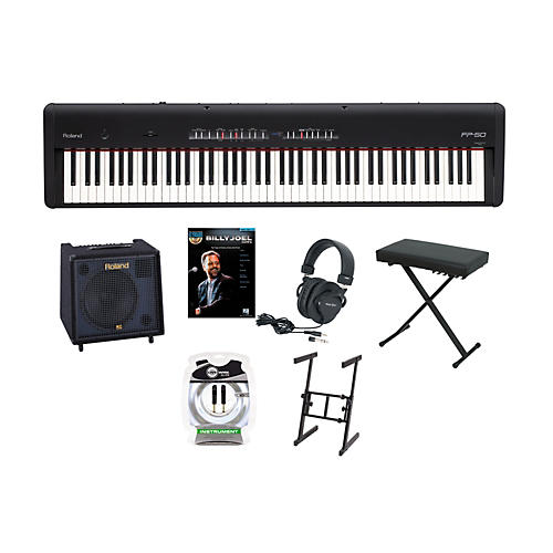 Roland FP-50 Keyboard Package-thumbnail