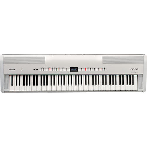 Roland FP-80 Digital Piano White