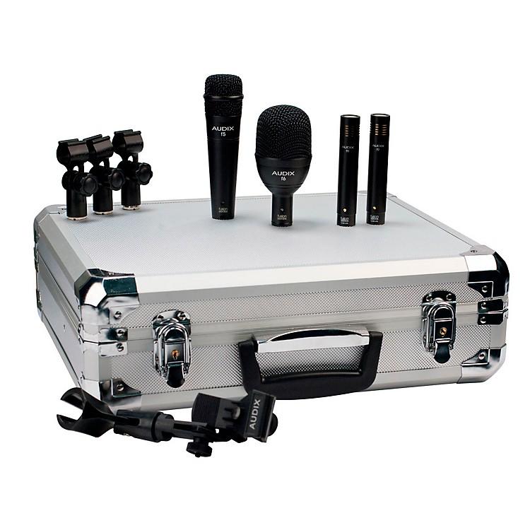 AudixFP Quad 4-Piece Drum Microphone Pack