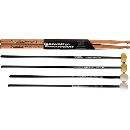 Innovative Percussion FP1 Educational Elementary Pack with Stick Bag-thumbnail