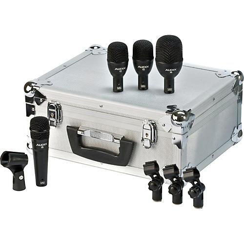 Audix FP4 Drum Mic Pack-thumbnail