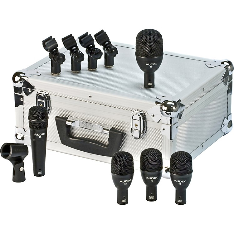audix fp5 drum mic pack musician 39 s friend. Black Bedroom Furniture Sets. Home Design Ideas