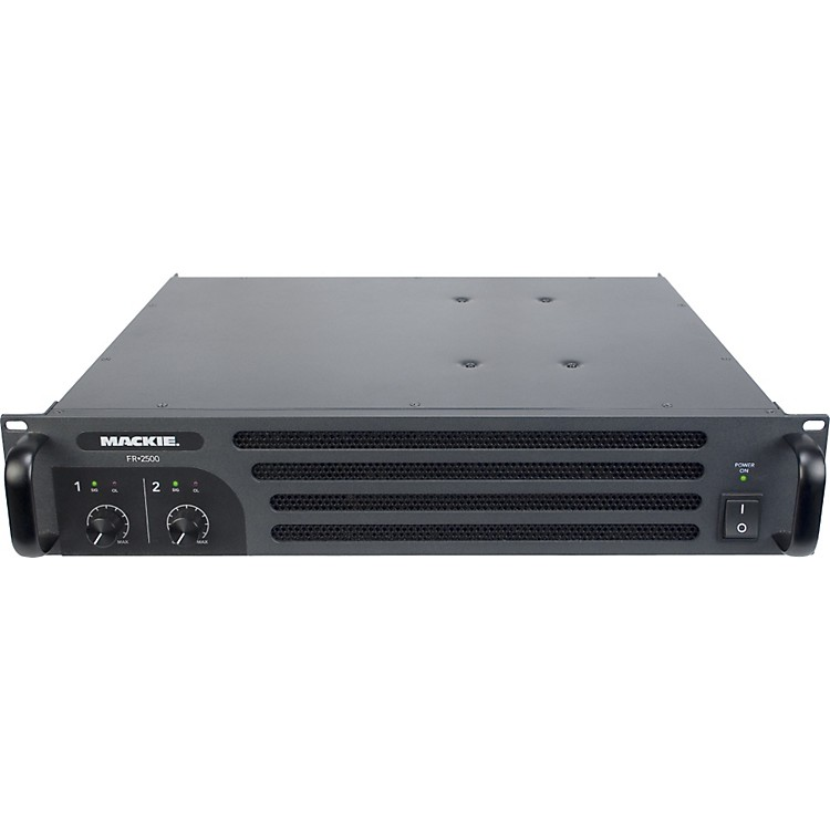 MackieFR 2500 2-Channel Stereo Power Amplifier