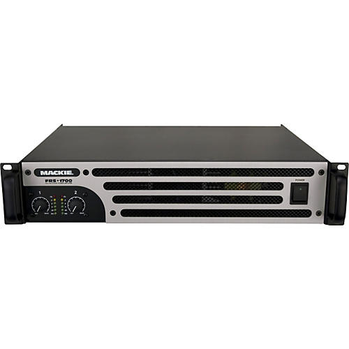 Mackie FRS-1700 1660-Watt 2-channel Lightweight Power Amplifier