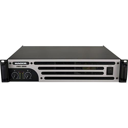 Mackie FRS-2800 - 2800 Watt 2-channel Lightweight Power Amplifier-thumbnail