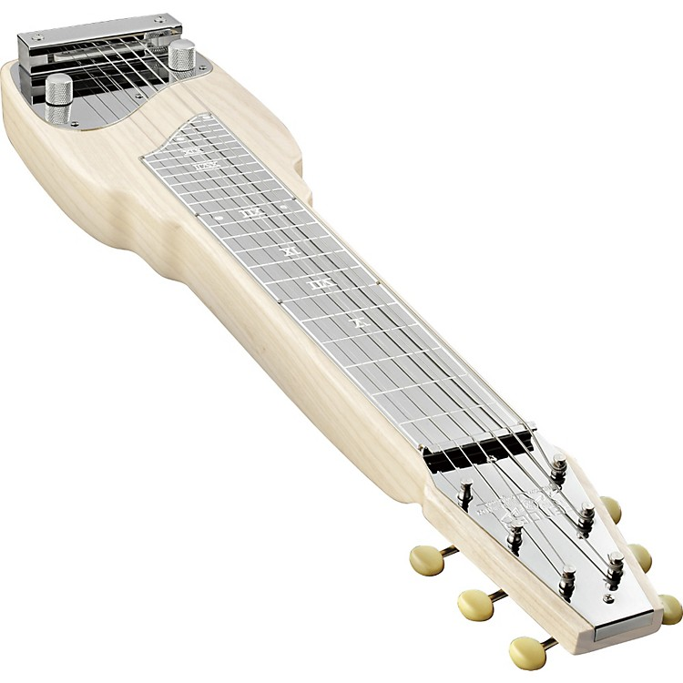 FenderFS-52 Lap Steel Guitar White Blonde