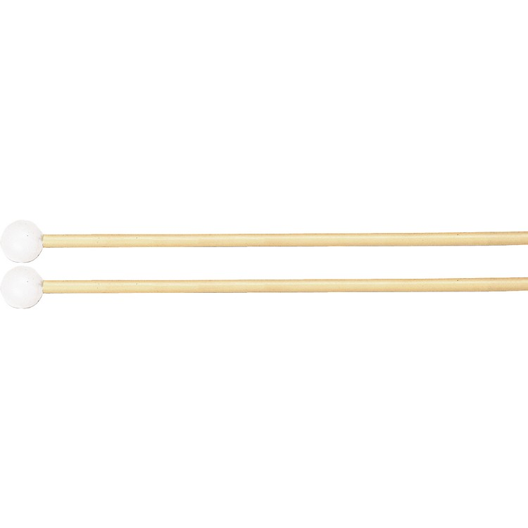 Innovative Percussion FS650 Hard Bell Mallets Birch Handles (Fs650)