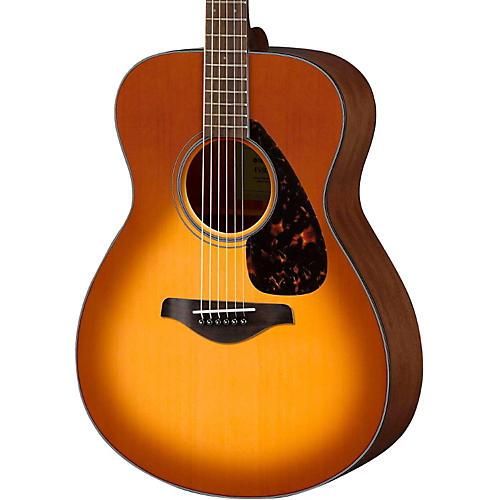 Yamaha FS800 Folk Acoustic Guitar-thumbnail