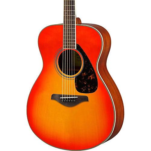 Yamaha FS820 Small Body Acoustic Guitar-thumbnail