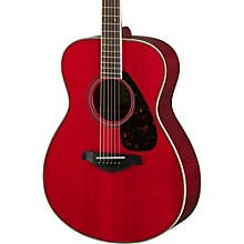 FS820 Small Body Acoustic Guitar Ruby Red