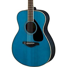 FS820 Small Body Acoustic Guitar Turquoise
