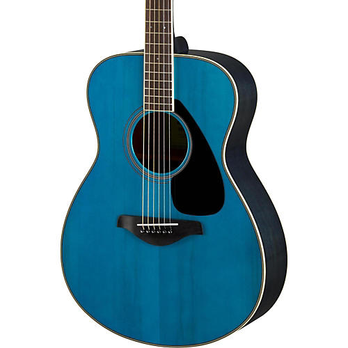 Yamaha FS820 Small Body Acoustic Guitar Turquoise