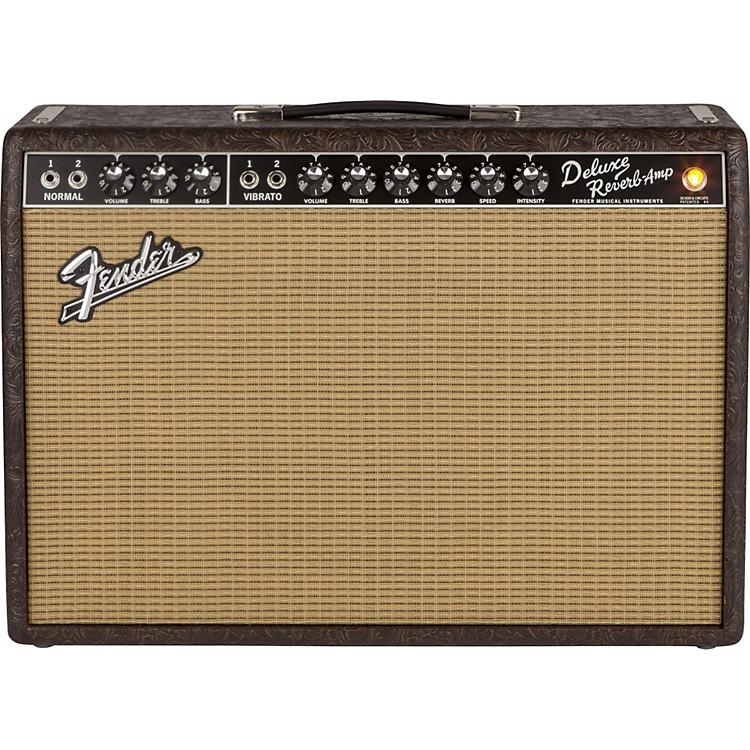 FenderFSR 65 Deluxe Reverb 22W 1x12 Tube Guitar Combo Amp