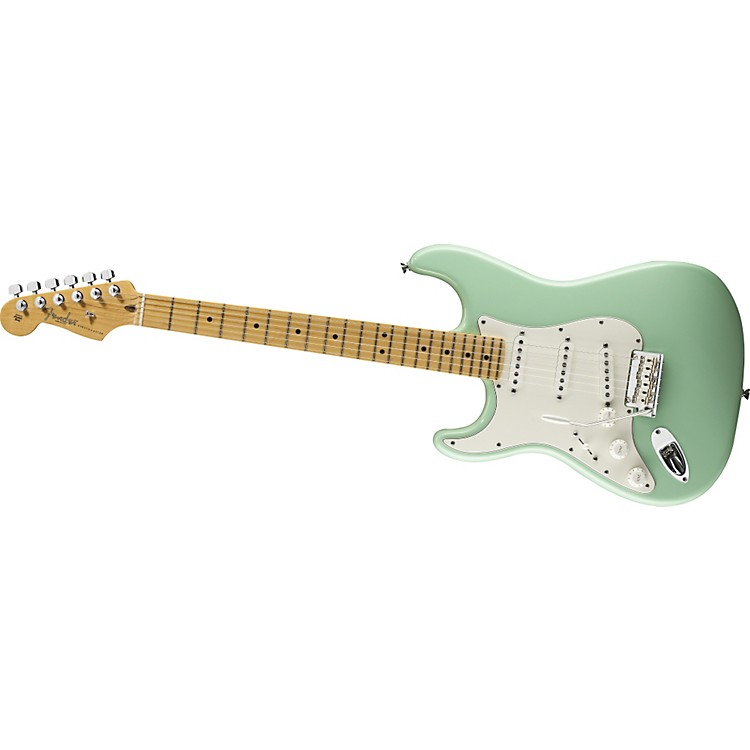 Fender FSR American Standard Stratocaster Left-Handed Electric Guitar with Maple Fingerboard
