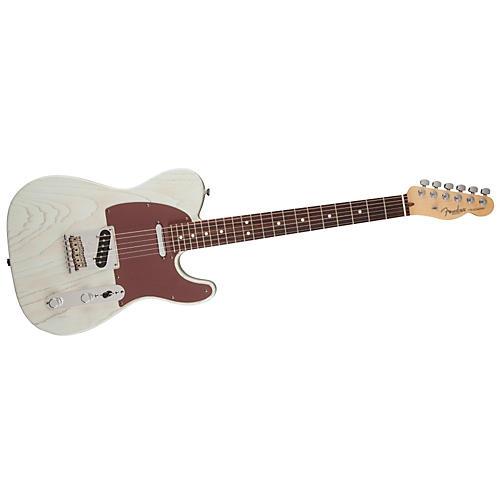 Fender FSR American Telecaster Rustic Ash Electric Guitar