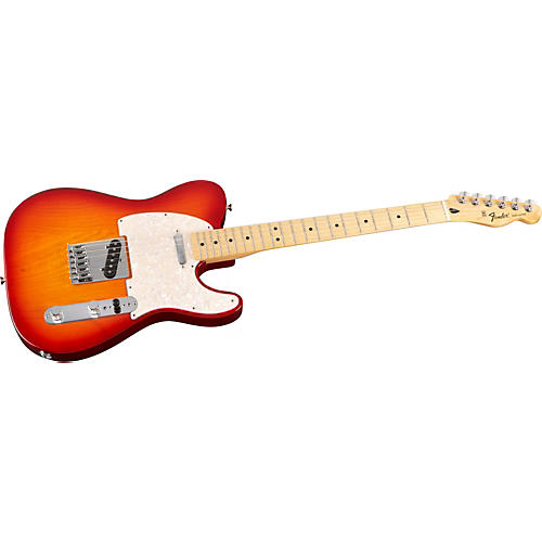 Fender FSR Ash Telecaster with Tex-Mexl Pickups Electric Guitar-thumbnail