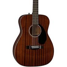 Open BoxFender FSR CC-60S All-Mahogany Acoustic Guitar