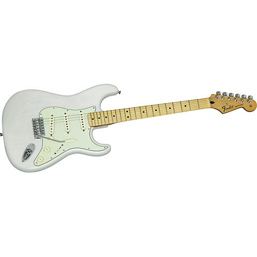 Fender FSR Standard Ash Stratocaster with Vintage Noiseless Pickups Electric Guitar-thumbnail