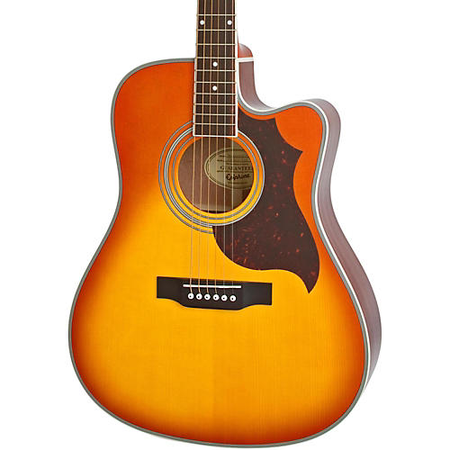 Epiphone FT-350SCE Acoustic-Electric Guitar with Min-Etune