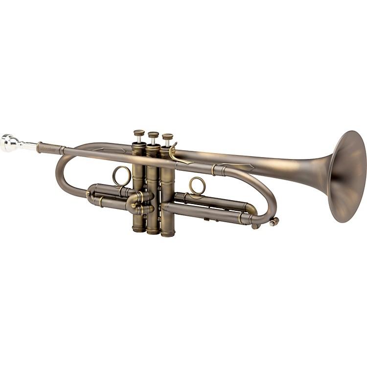 FidesFTR-8005L Symphony Heavy Series Bb TrumpetFTR-8005LA Antique Lacquer
