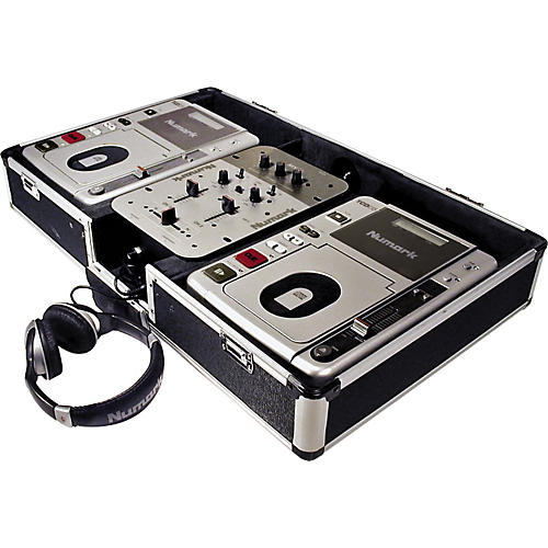 Numark FUSION 111 DJ CD Package