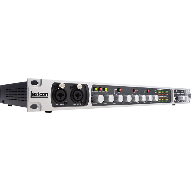 Lexicon FW810S Firewire Audio Interface