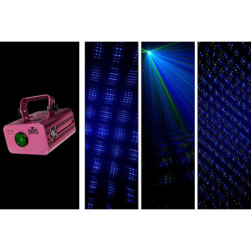 Chauvet FX GB green & blue starfield laser