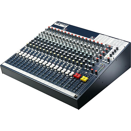 Soundcraft FX16ii Mixer
