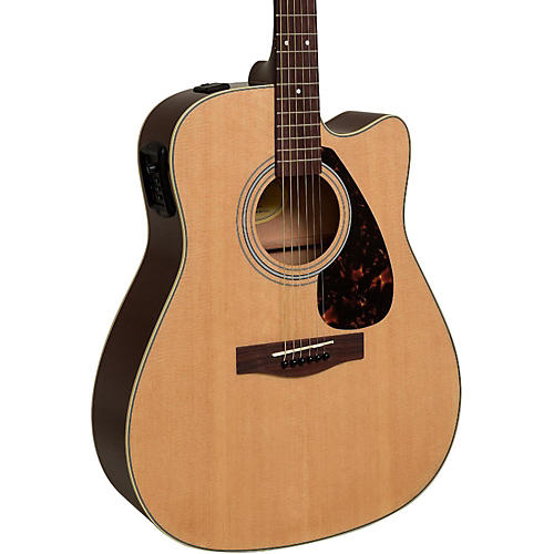 yamaha fx335c dreadnought acoustic electric guitar musician 39 s friend. Black Bedroom Furniture Sets. Home Design Ideas