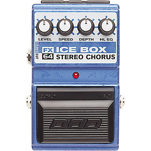 DOD FX64 Ice Box Stereo Chorus Pedal