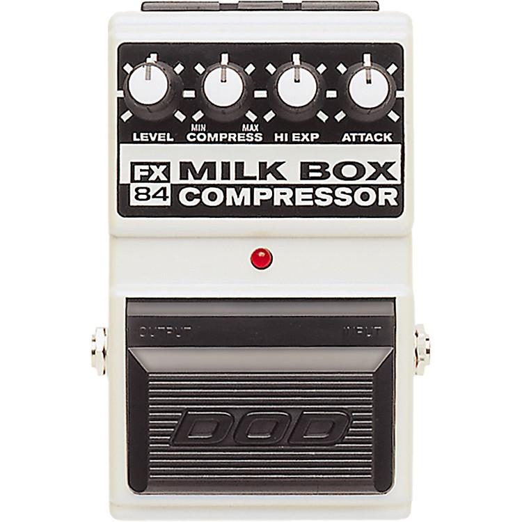DODFX84 Milk Box Compressor Pedal