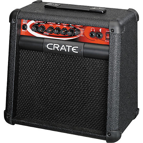Crate FXT15 Guitar Combo with DSP-thumbnail