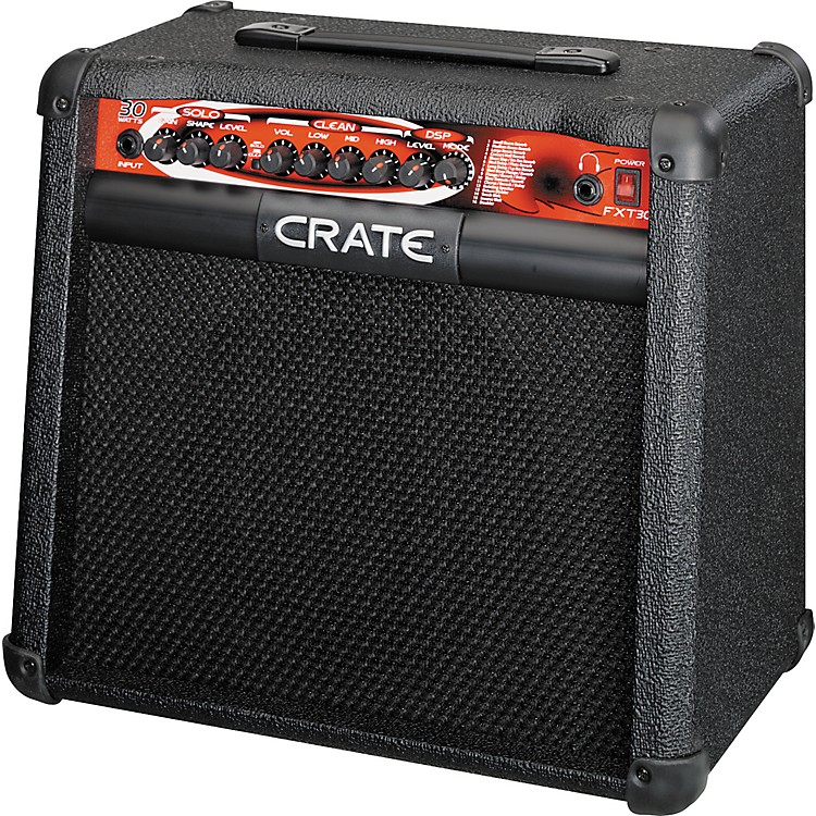 Crate FXT30 Guitar Combo Amp with DSP