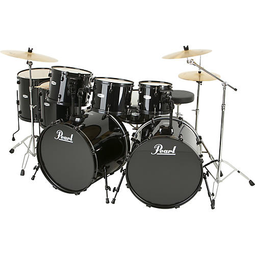 Pearl FZ 8-Piece Double-Bass Drum Shell Pack-thumbnail