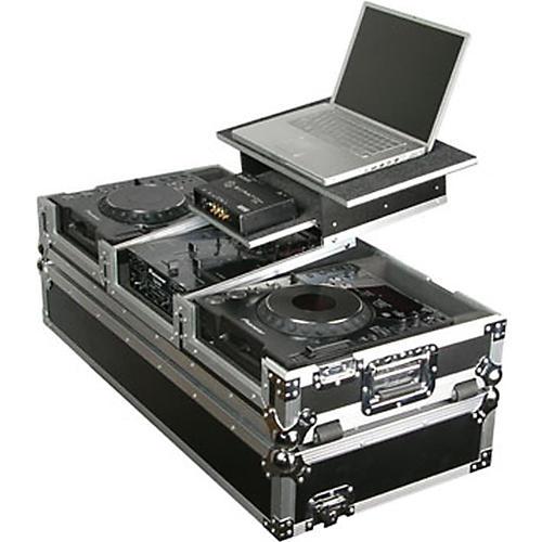 Odyssey FZGS10CDJW Glide Style DJ Coffin Case