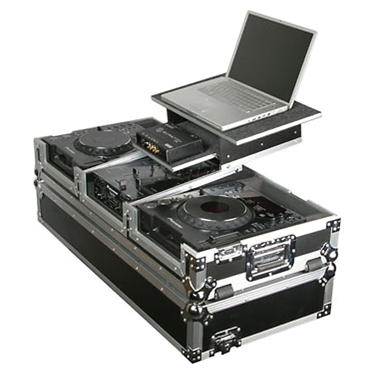 OdysseyFZGS10CDJW Glide Style DJ Coffin Case
