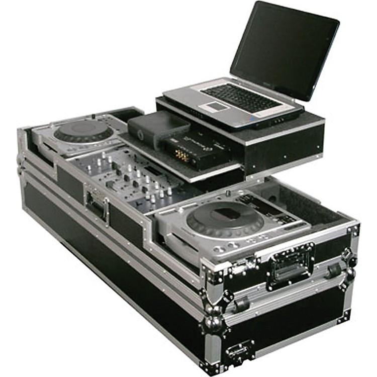 OdysseyFZGS19CDJW Glide Style DJ Coffin Case