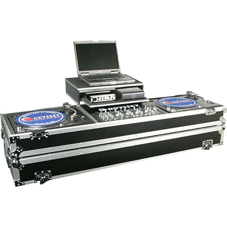 OdysseyFZGS19DJW Glide Style DJ Coffin Case