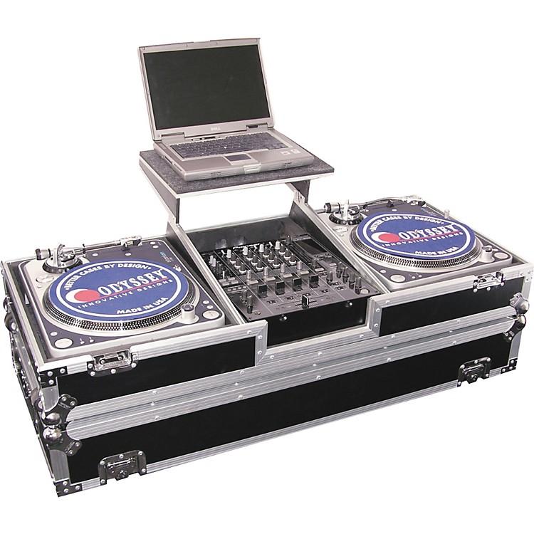 OdysseyFZGSBM12W Glide Style DJ Coffin Case