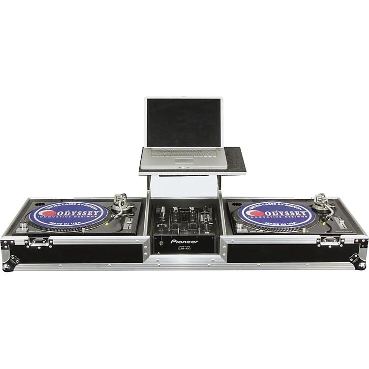 OdysseyFZGSDJ10W Glide Style DJ Coffin Case
