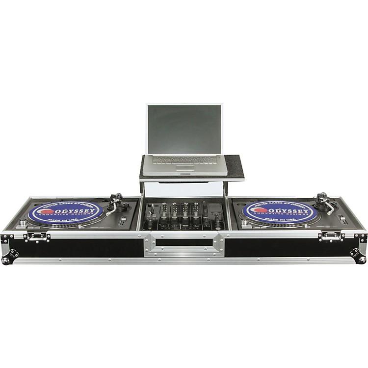 OdysseyFZGSDJ12W Glide Style DJ Coffin Case