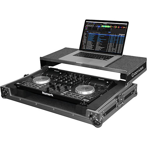 Odyssey FZGSNVM Flight Zone Numark NV DJ Controller Road Case-thumbnail