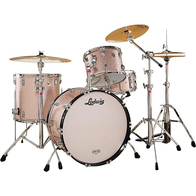 LudwigFab 4 Maple Drum Set