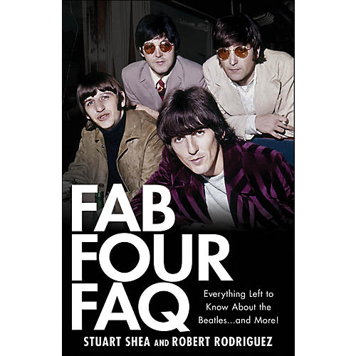 Hal Leonard Fab Four FAQ: Everything Left To Know About The Beatles And More!-thumbnail