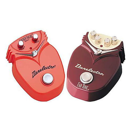 Danelectro Fab Tone & Chicken Salad Package