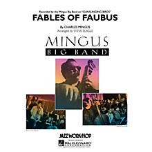 Hal Leonard Fables of Faubus Jazz Band Level 5 Arranged by Steve Slagle
