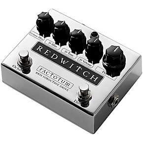 red witch factotum bass suboctave overdrive guitar effects pedal musician 39 s friend. Black Bedroom Furniture Sets. Home Design Ideas