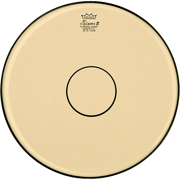 Remo Falam K-Series Clear Dot Batter Drum Head White 13 Inch